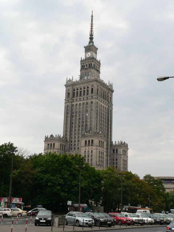 #Warsaw Palace of Culture and Science #poland