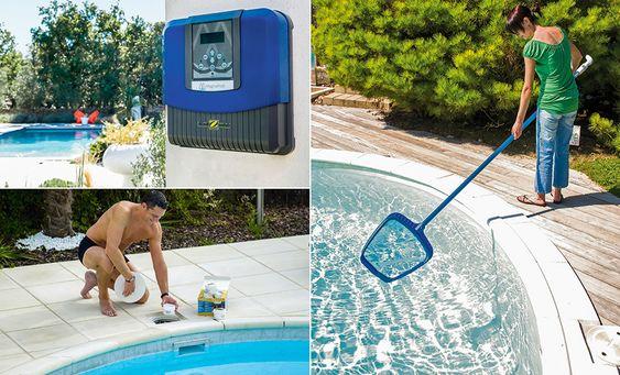 Tout savoir sur les traitements de l'eau pour une piscine propre toute l'année.