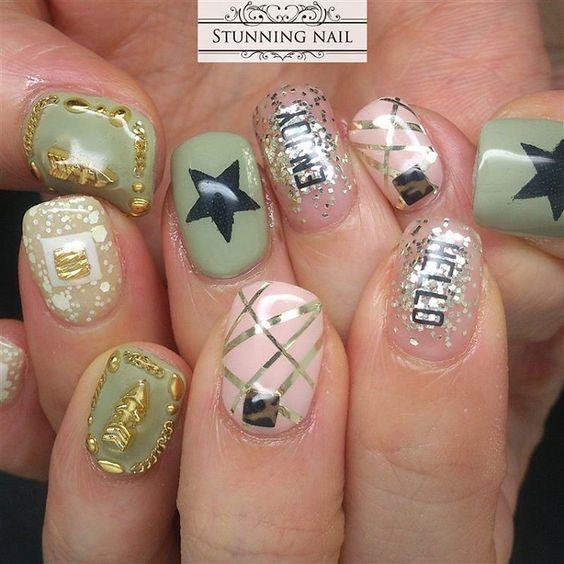 @izumi_stunningnail  #ネイル #ネイルデザイン#ジェルネイル#スタニングネイル#ネイルサロン#秋#nail#naildesign#jelnail#gelnails #nailswag #stunningnail#fashion#design#art#autumn#nailsalon#美爪