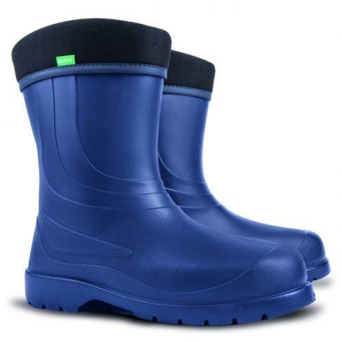 Damskie Kalosze Piankowe Ocieplane Lekkie Gumowce Demar Laura A Boots Wellington Boot Rain Boots