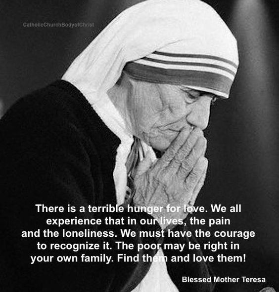 Mother Teresa Quotes On The Eucharist: Mother Quotes, Mother Teresa And Mothers On Pinterest