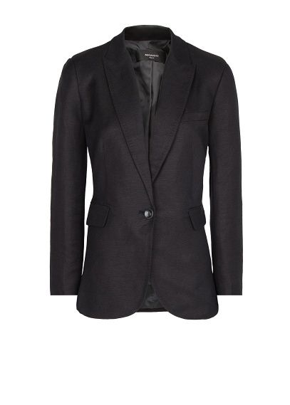 MANGO - Tailored fitted blazer