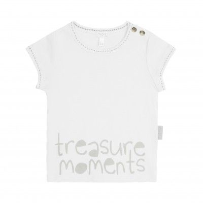 Treasure Moments Short Sleeve T-Shirt.Unique Australian Baby/Toddler brand with inspirational messages delivered by the little people! Gift Boxes, Clothes & Decor. Worldwide Shipping. www.meemini.com  RRP $24.95 AUD