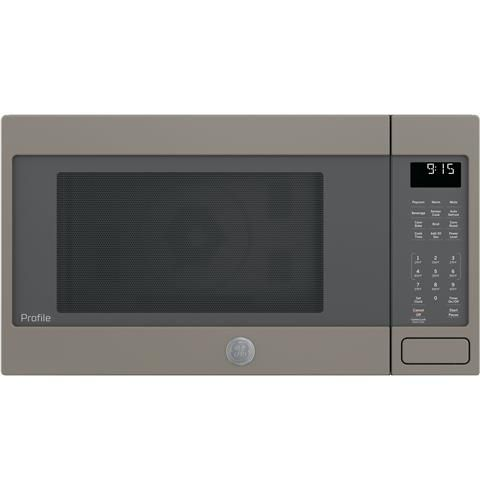 Ge Profile 1 5 Cu Ft Countertop Convection Microwave Oven Peb9159ejes In 2020 Countertop Microwave Microwave