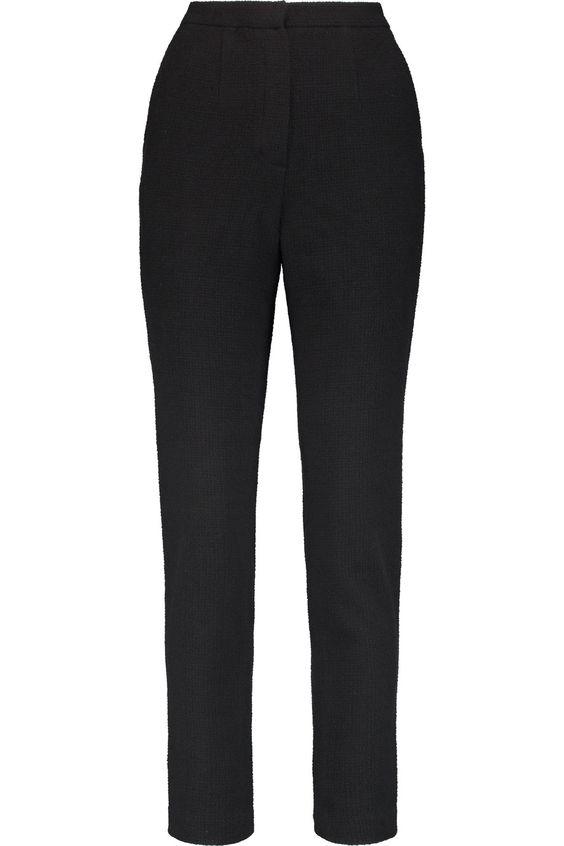 GOEN J Tweed tapered pants. #goenj #cloth #pants