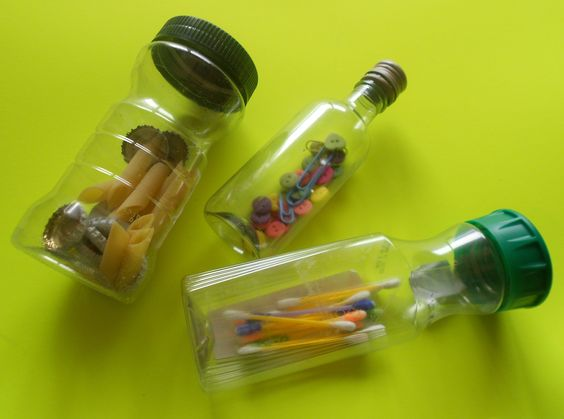 Easiest Instruments For Young Children – Recycled Rattles (Tiny Tapping Toes Blog)