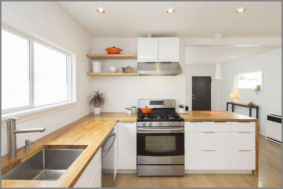 Sleek modern kitchen bretton park