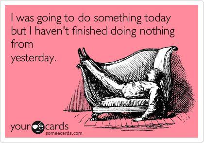 describes my weekends