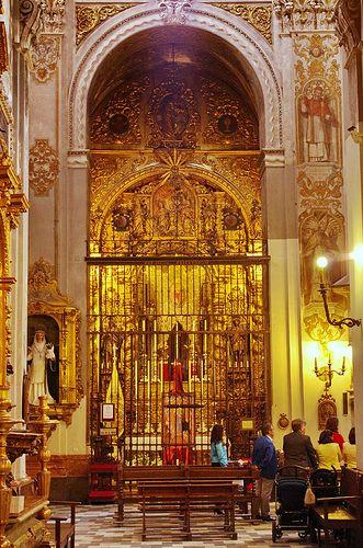 Séville 397 Iglesia de San Vincente