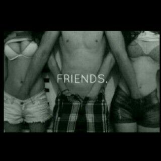 Friends. Amigos