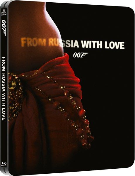 From Russia With Love - Zavvi Exclusive Limited Edition Steelbook:
