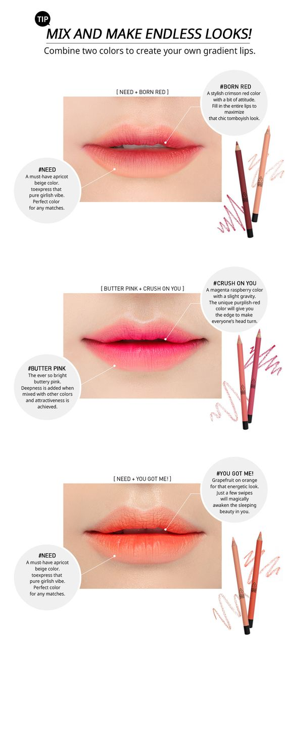 3CE DRAWING LIP PEN #ENDEAR | STYLENANDA