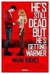 """""""Warm Bodies"""" warms hearts and changes the zombie genre (Image: http://www.moviescut.com/wp-content/gallery/warm-bodies/warm-bodies-movie-poster-2.jpg)"""
