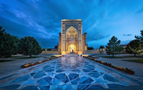 Samarkand day trip #Samarkanddaytrip