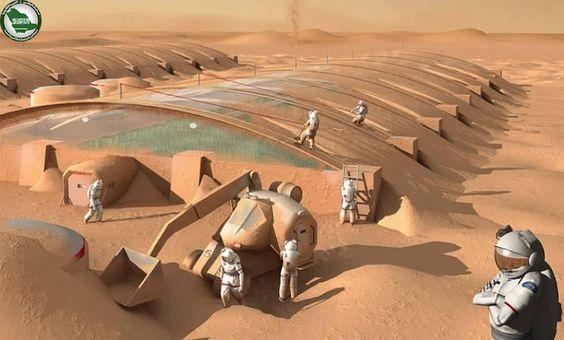 الإطاحة بحكومة مستبدة في المريخ ! http://www.watny1.com/297176.html