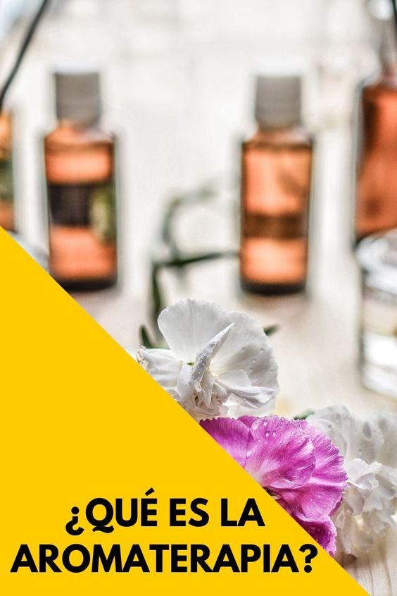 que es la aromaterapia