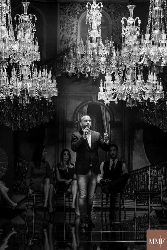 Palestrantes da feira Casamoda Noivas Mais 2015 - Casa Petra - Decor 1-18 project - Luciano Martins