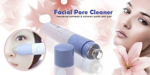 Electric Facial Pore Cleanser | Singapore Daily Deals | Group Buying | Discount Coupons - JuzToday.com
