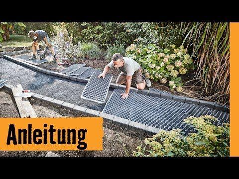 Gartenweg Anlegen Kiesweg Mit Platten Hornbach Meisterschmiede Youtube Mit Bildern Gartenweg Gartenwege Anlegen Kiesweg