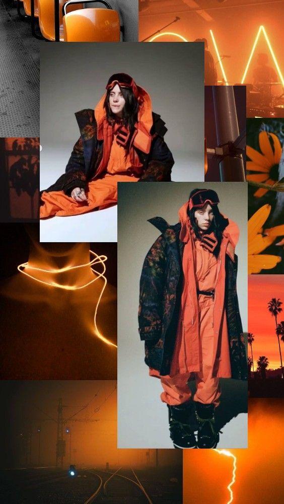 Billie eilish wallpaper aesthetic
