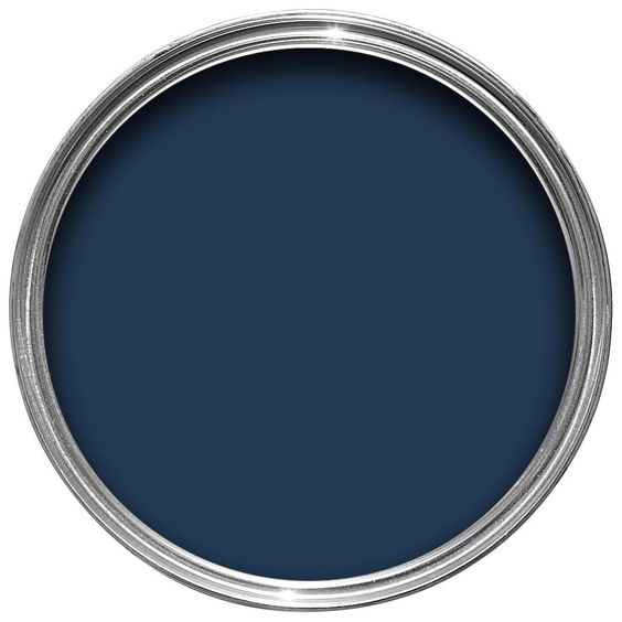 Dulux Made By Me Interior & Exterior Sapphire Salute Gloss Paint 250ml | Departments | DIY at B&Q