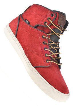 VANS - Alomar boot red/turt