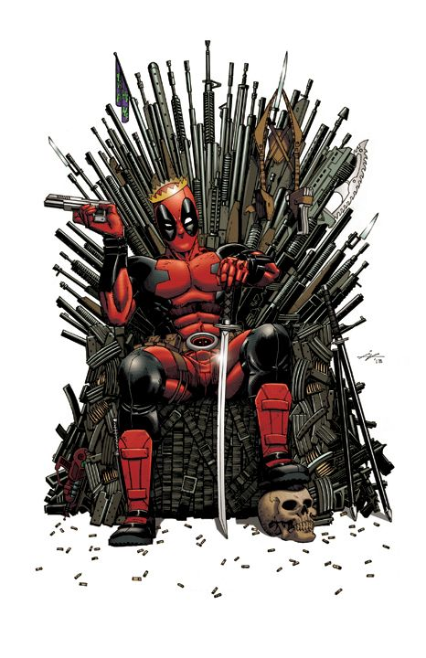 King Wade Color by *Ian-Navarro on deviantART