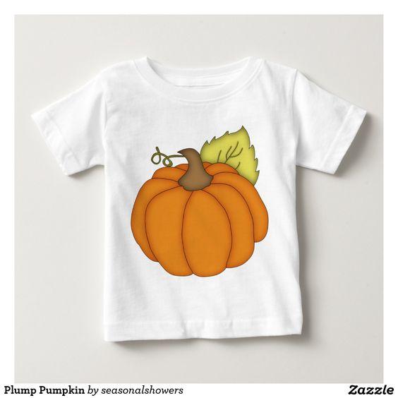 Plump Pumpkin Tshirt