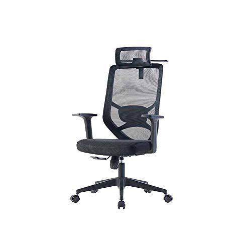 Lh Swivel Chair Network Cloth Ergonomics Computer Chair Household Modern Simple Office Chair Color Blac Computer Chair Comfortable Office Chair Office Chair