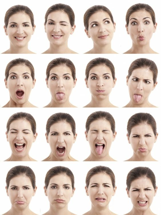 expresiones faciales - Buscar con Google: