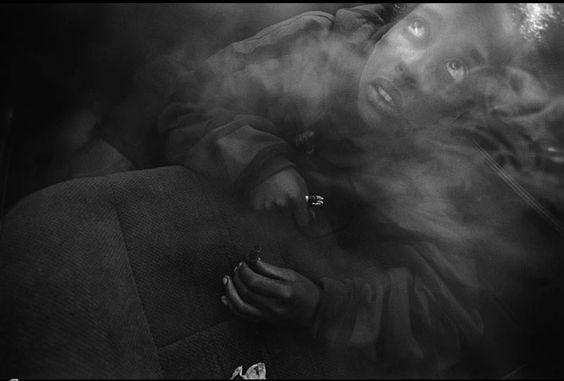 Eugene Richards - Cocaine true Cocaine blue.