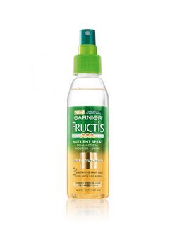 Garnier Fructis Triple Nutrition Nutrient Spray: rated 3.8 out of 5 by MakeupAlley.com members. Read 77 member reviews.