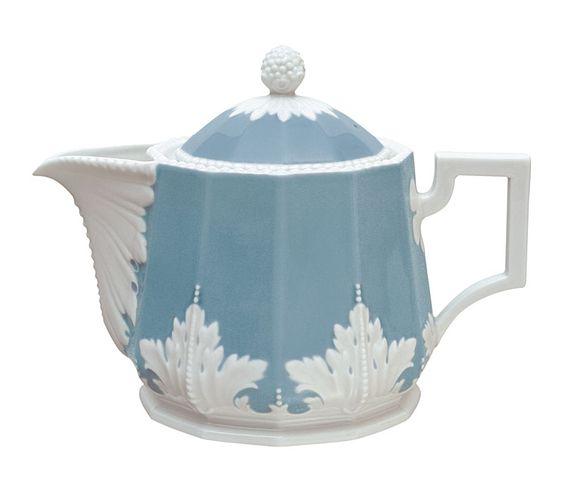 Pearl Symphony Tea Pot....