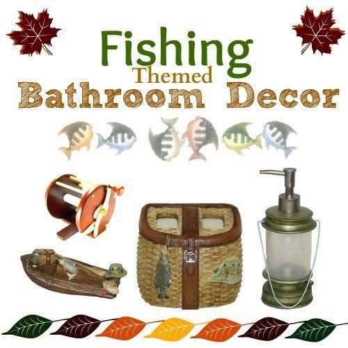 Bathrooms Decor, Fishing And Bathroom On Pinterest