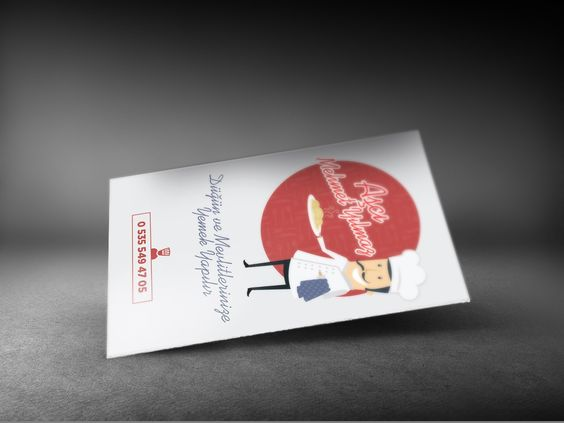 card, work, jop, cooking, chef, bussines card