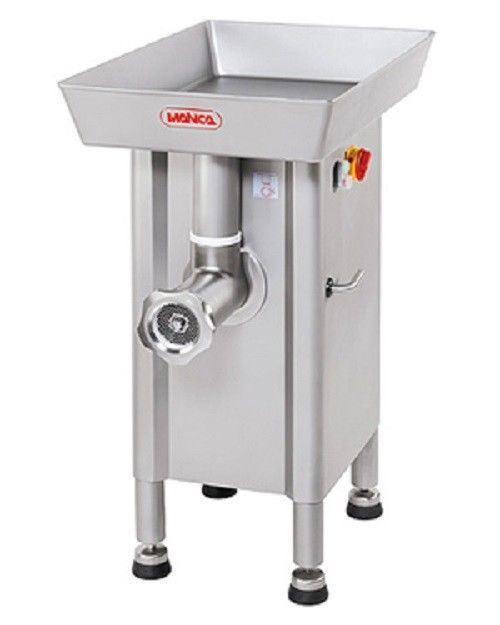 Mainca Pc 98 32l Commercial All Stainless 32 Meat Grinder Mainca Locker Storage Large Tray Restaurant Equipment