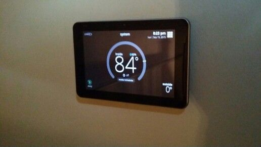 lennox s30 thermostat. lennox icomfort s30 control with geo-fencing technology. | smart thermostats for your home pinterest thermostat n