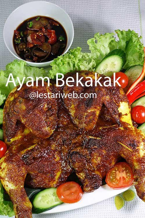 Kumpulan Resep Asli Indonesia Ayam Bekakak Resep Resep Ayam Makanan Resep Masakan