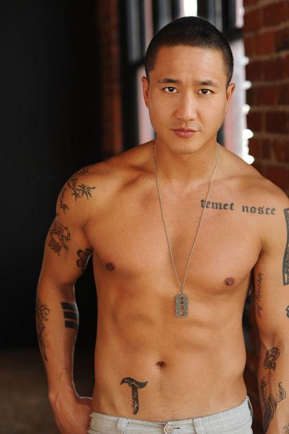 Terry Chen - love the tattoou0027s Men Pinterest Chen and Eye candy - brigitte k chen h ndler