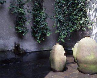 Jardin Patio de las Ollas Luis Barragan   missjardin