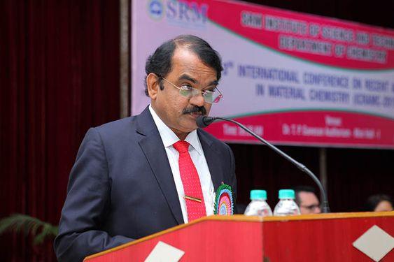 Padma Shri Dr.Mylswamy Annadurai Speech at ICRAMC-2019