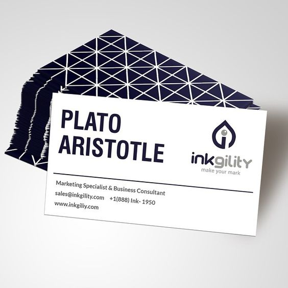 inkgilityOur #Standard #BusinessCards still cost $20 for 1000 @inkgility