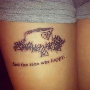 and the tree was happy tattoo - - Yahoo Image Search Results