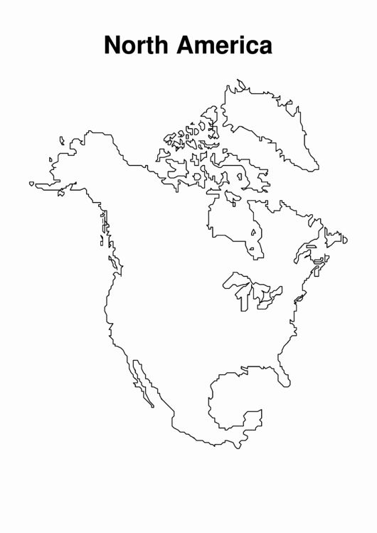 North America Coloring Page Lovely Top 27 World Map Coloring Sheets Free To In Pdf