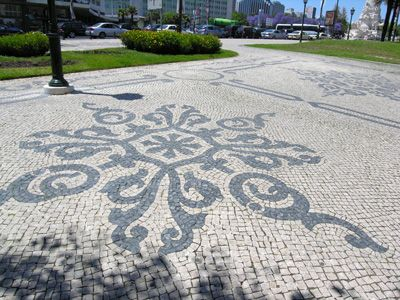 Spanish Paver Patterns And Driveway Design On Pinterest