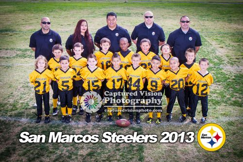 Some tips on shooting a Youth Sports League: Team Shots and Individual Player Photos.