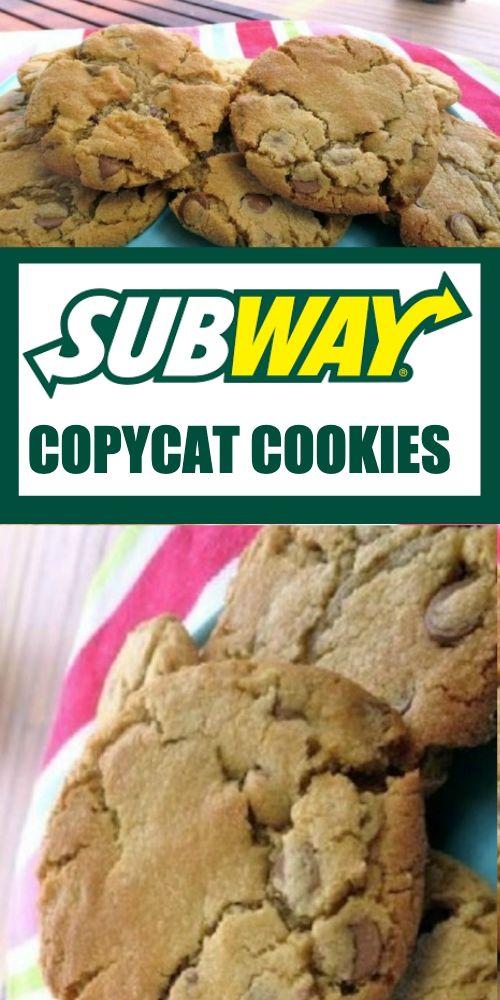 Subway Cookies Recipe Best Copycat Version The Whoot Subway Cookie Recipes Subway Cookies Cookie Recipes