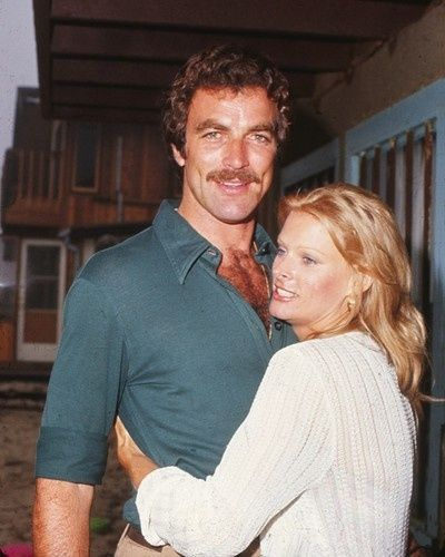 Tom selleck w 1st wife jacqueline ray married from 1971 for Tom selleck jacqueline ray wedding