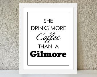 gilmore girls coffee quotes - Google Search