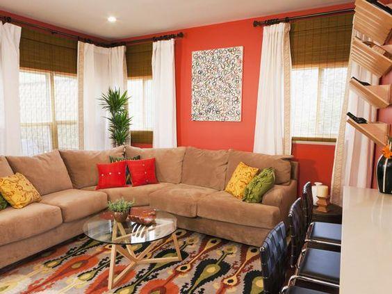Eclectic | Living Rooms | Coddington Design : Designers' Portfolio : HGTV - Home & Garden Television